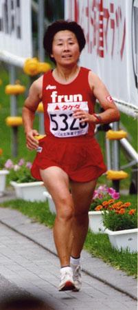 北海道マラソン完走記念の写真