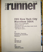 New York runner