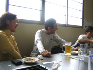 ビールとnaviさん
