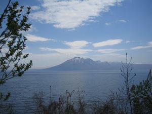 不風死岳と樽前山