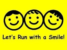 Let'sRun With a Smile