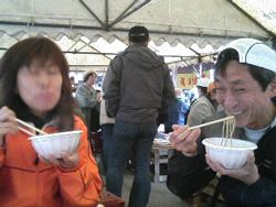 そば食べるトン子さんnaviさん