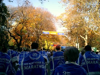 2004NYCマラソン
