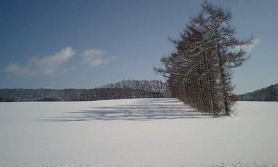 2月21日の長沼